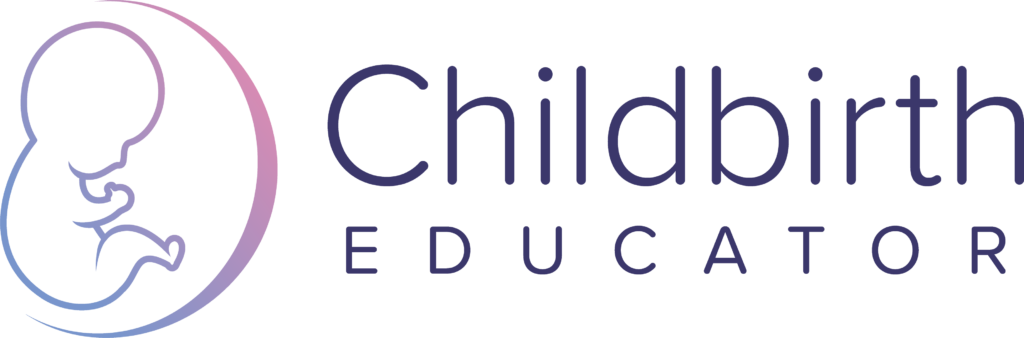 Childbirth Educator header logo | Pregnancy support classes in Oxford