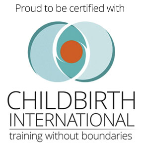 Childbirth International logo | Childbirth Educator | Pregnancy support classes in Oxford
